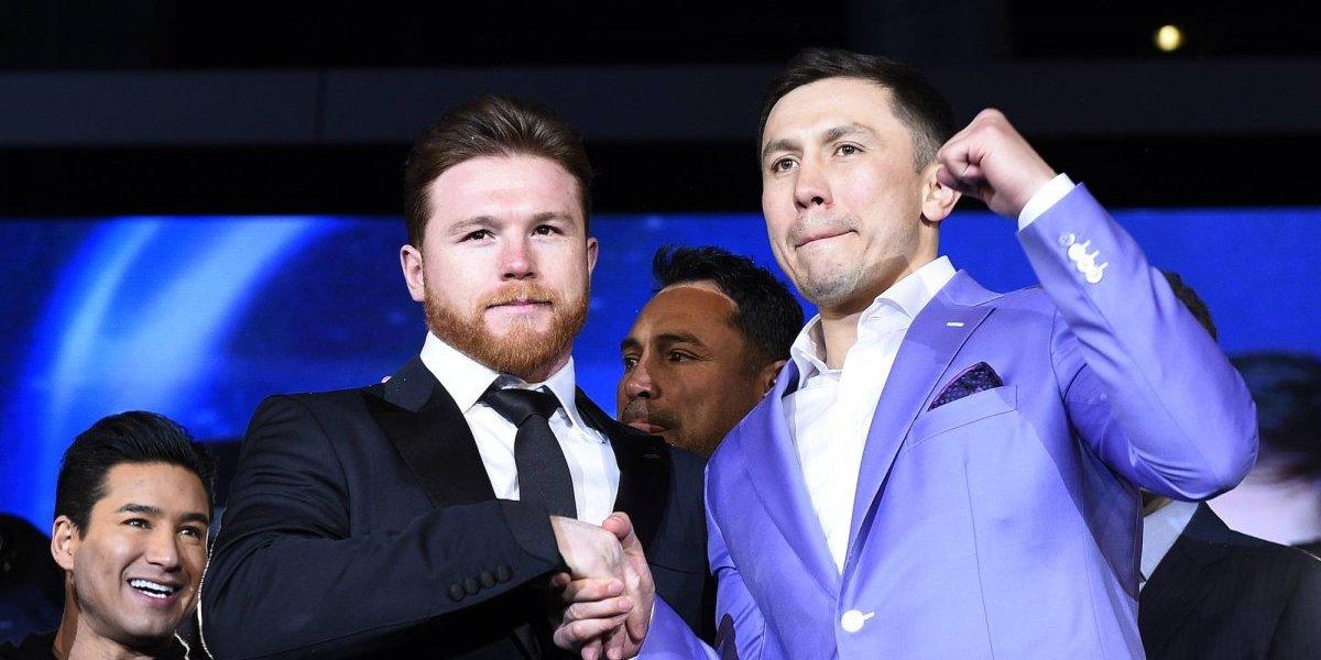 'Golovkin se tragará en el ring todo lo que dijo y especuló': 'Canelo'