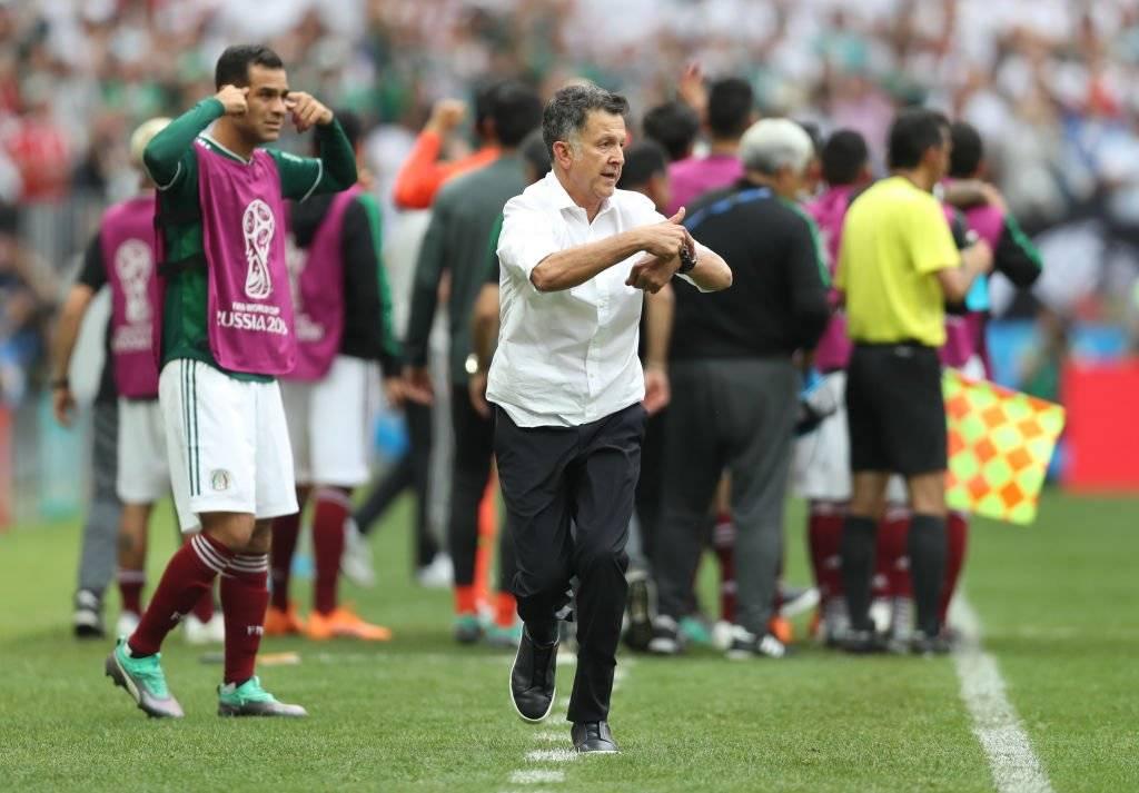Estay opina que Osorio tuvo una buena evolución en México al dejar atrás sus dogmas / Foto: Getty Images