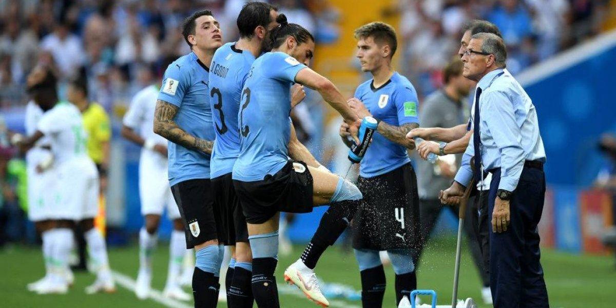 Evolución celeste: Uruguay es el equipo más limpio de los clasificados a octavos de final en Rusia 2018