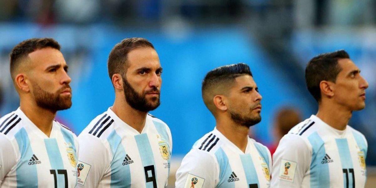 Equipo que gana ya no repite: Sampaoli dejaría en la banca a Higuaín para los octavos de Rusia ante Francia