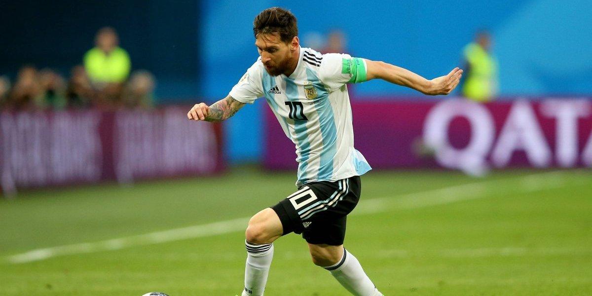 """""""¡No pasará!"""": La española portada que Francia dedica a Messi para calentar los octavos de final"""