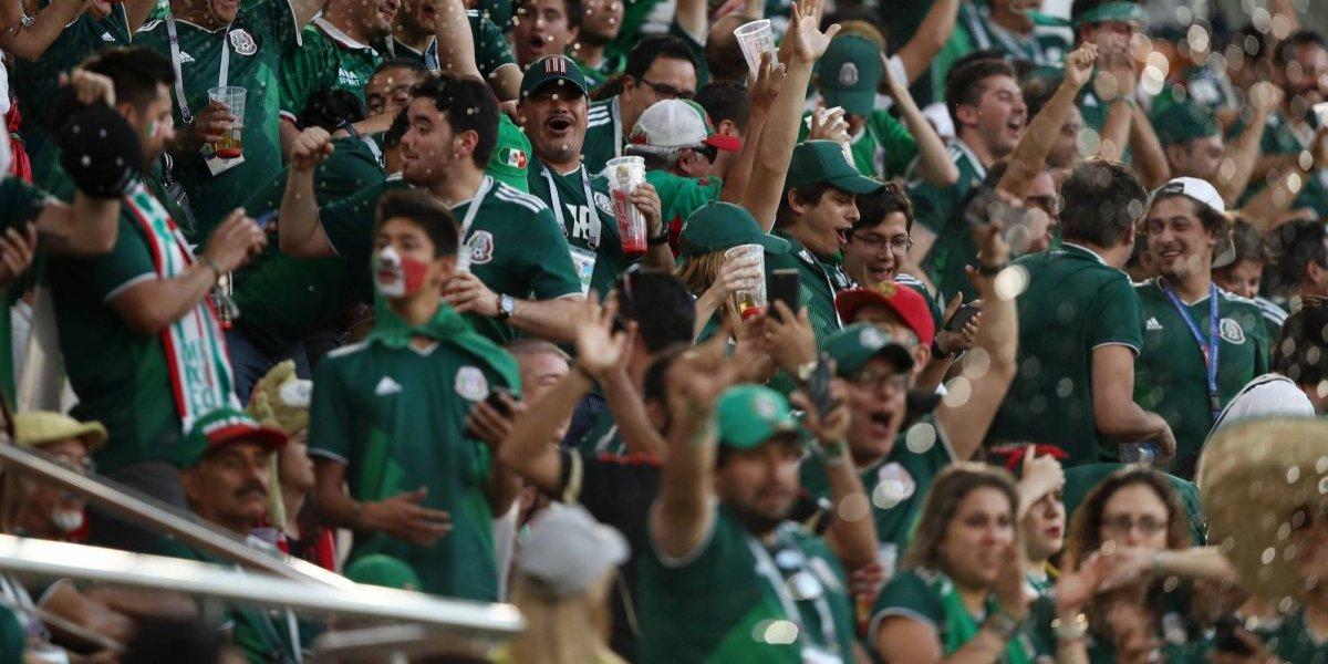 México, entre los más populares de Rusia 2018 en Facebook