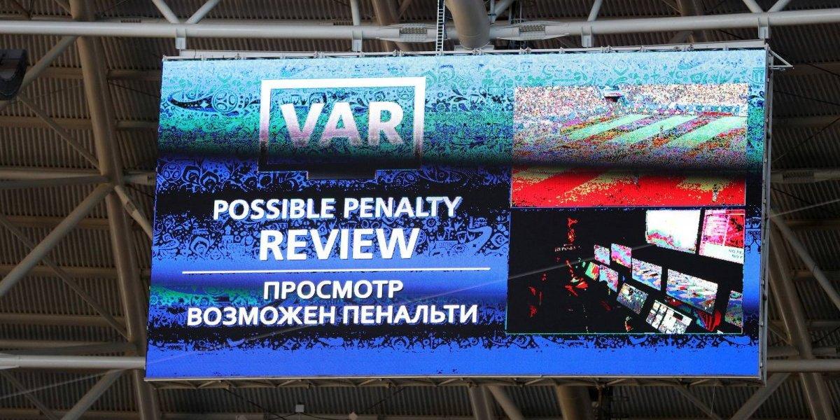 Infantino, satisfecho con el VAR en el Mundial de Rusia 2018