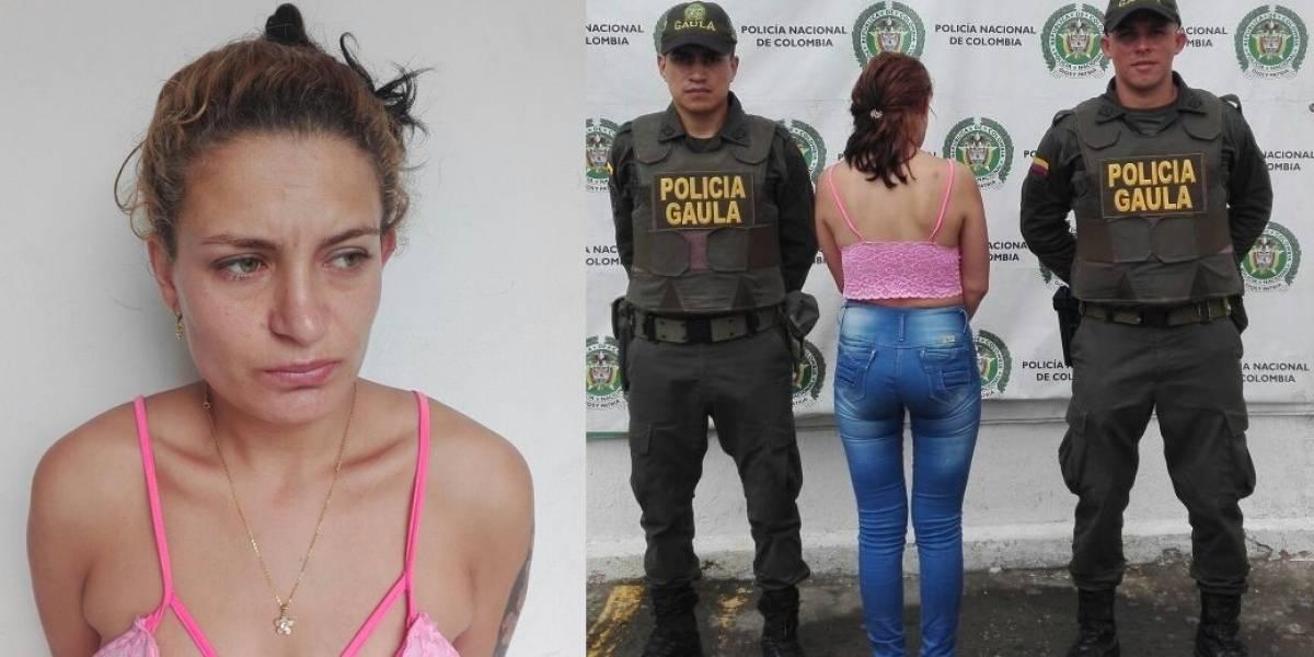 Cárcel para presunta guerrillera del ELN que participó en un secuestro