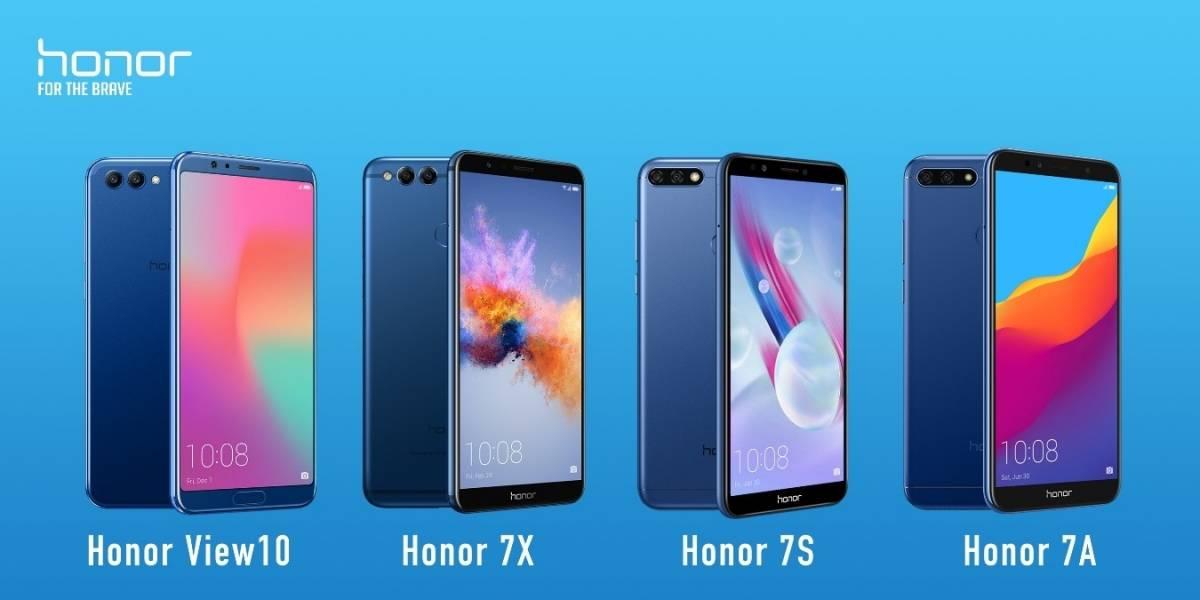 Honor llega a Colombia: estos son los smartphones con los que la marca debuta en Latinoamérica