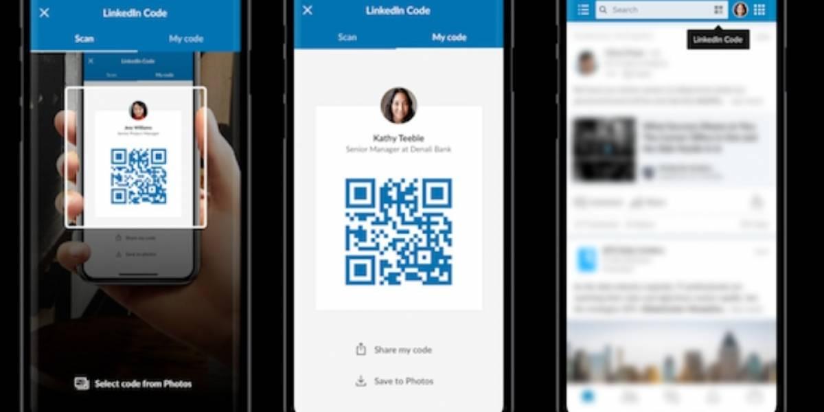 LinkedIn lanza oficialmente soporte para códigos QR y traducción instantánea