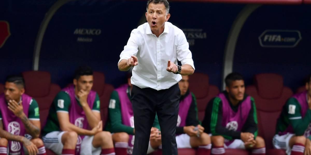 Jugadores selección mexicana epidemia gripe Mundial Rusia 2018 ... 24ffca5da628c