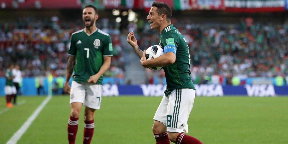 FIFA filtra fotos del informante que avisó a jugadores del Tri la victoria de Corea