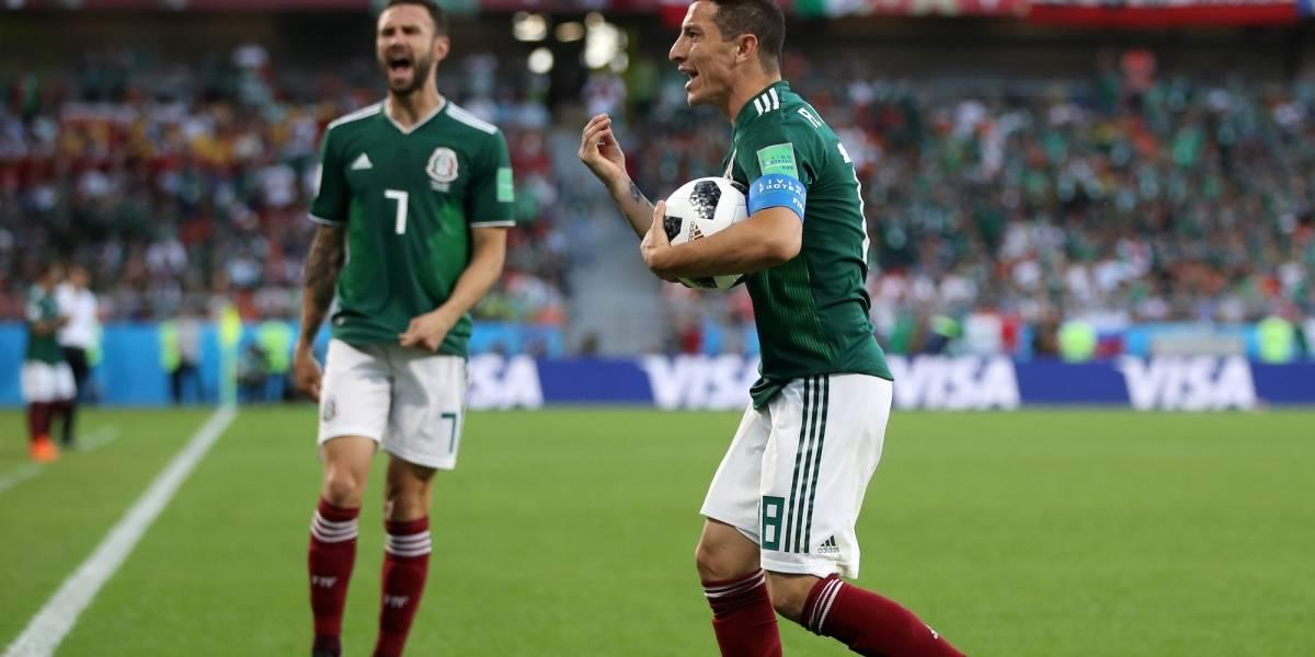 FIFA filtra fotos del informarte que avisó a jugadores del Tri la victoria de Corea