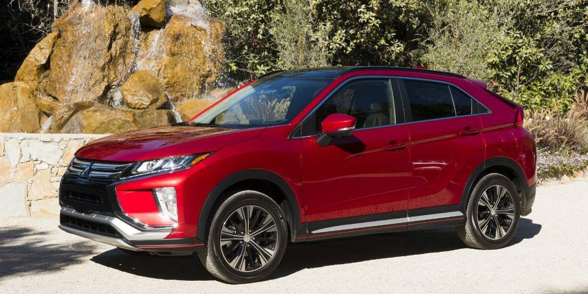 Mitsubishi recibe el máximo puntaje en Latin NCAP por su Eclipse Cross