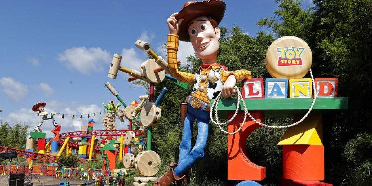 """EN IMÁGENES. Disney inaugura parque temático de """"Toy Story"""" en Florida"""