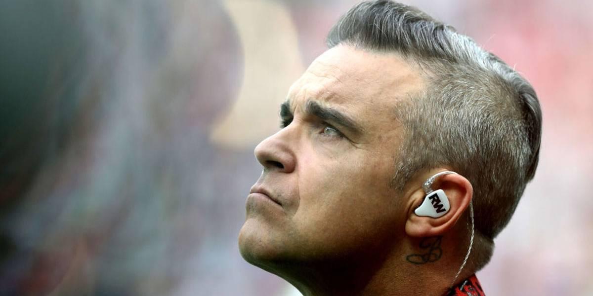 Robbie Williams diz que acredita ter síndrome de Asperger