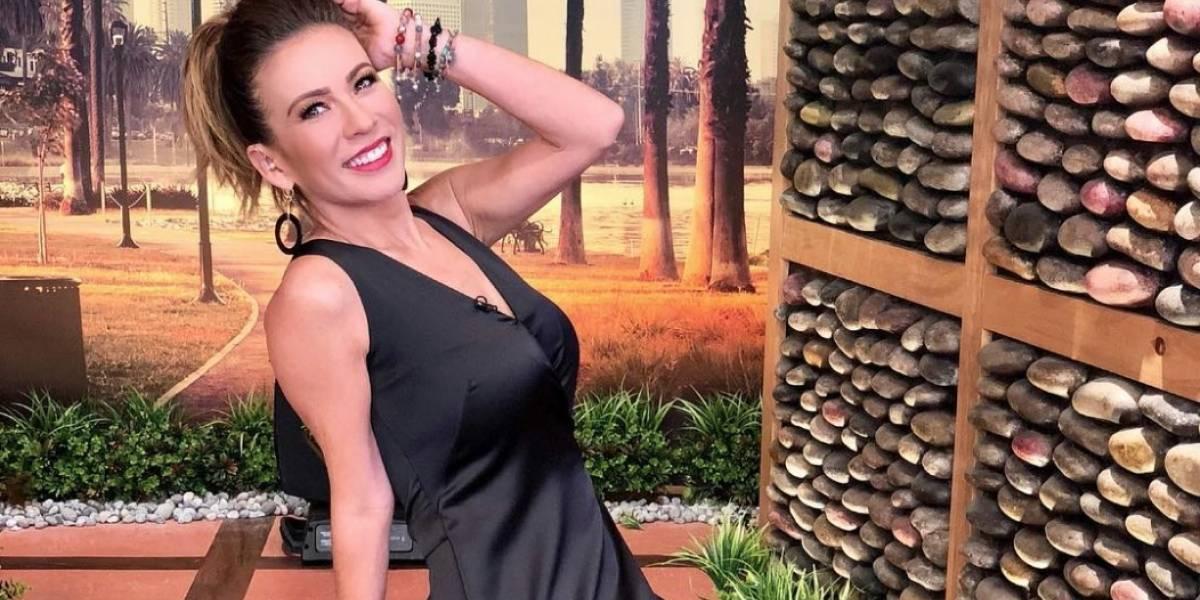 Ingrid Coronado mueve los senos en cámara lenta y genera debate en redes