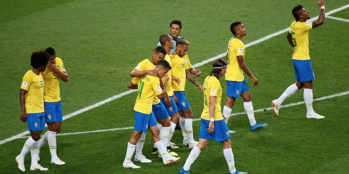 Brasil teve 19 chances de gol na fase de grupos da Copa, mas marcou apenas 5