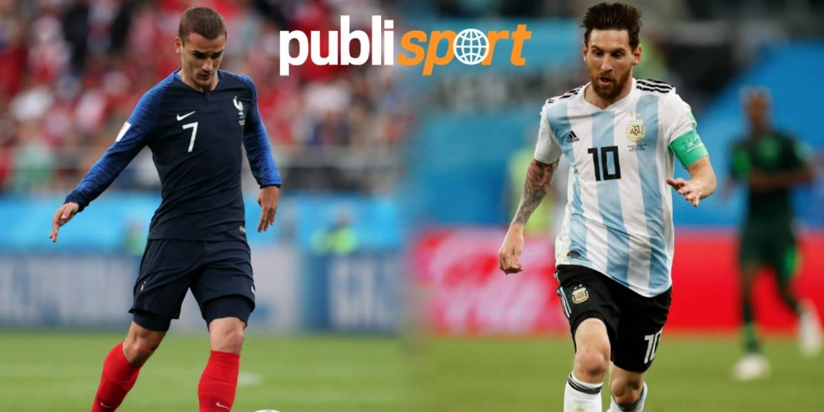 Francia vs. Argentina, ¿dónde y a qué hora ver el partido?