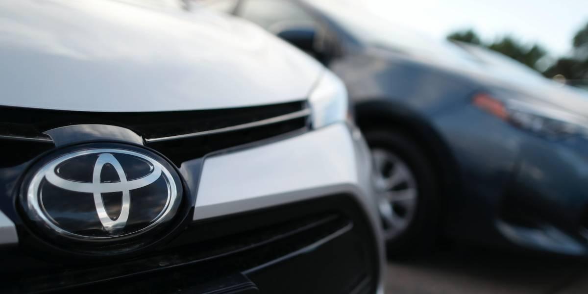 Toyota retira más de un millón de vehículos