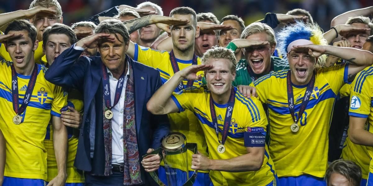 """La Generación Dorada """"anti-Zlatan"""" que hace soñar a Suecia: """"Es como la chilena, son buenos, pero también corren y luchan"""""""
