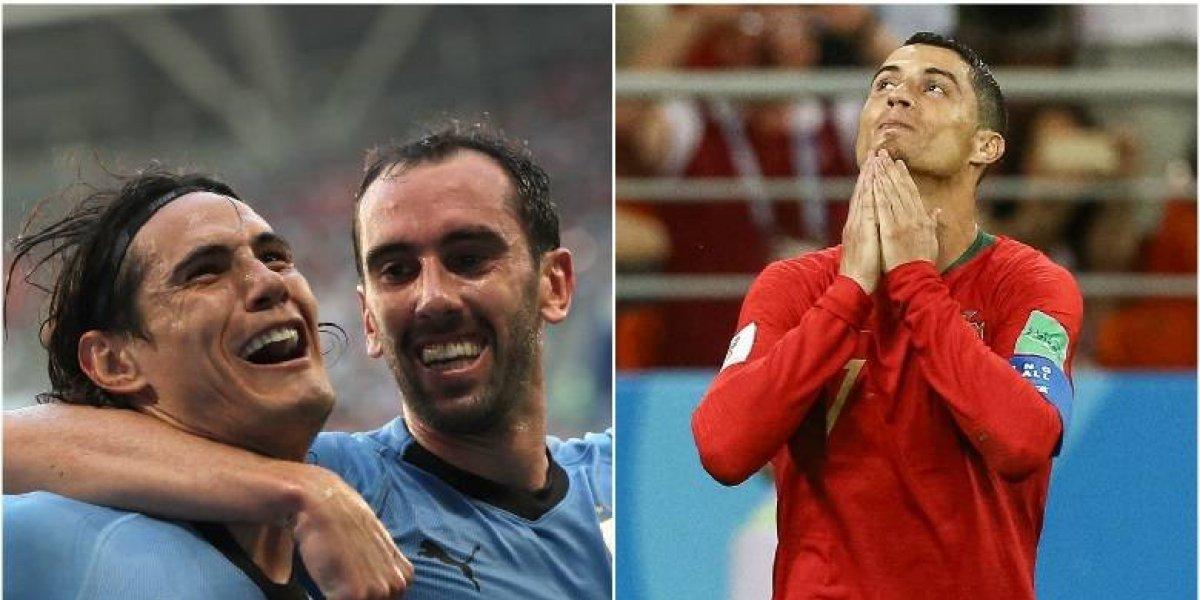 Uruguay vs. Portugal: Cristiano enfrenta a la mejor defensa de todas
