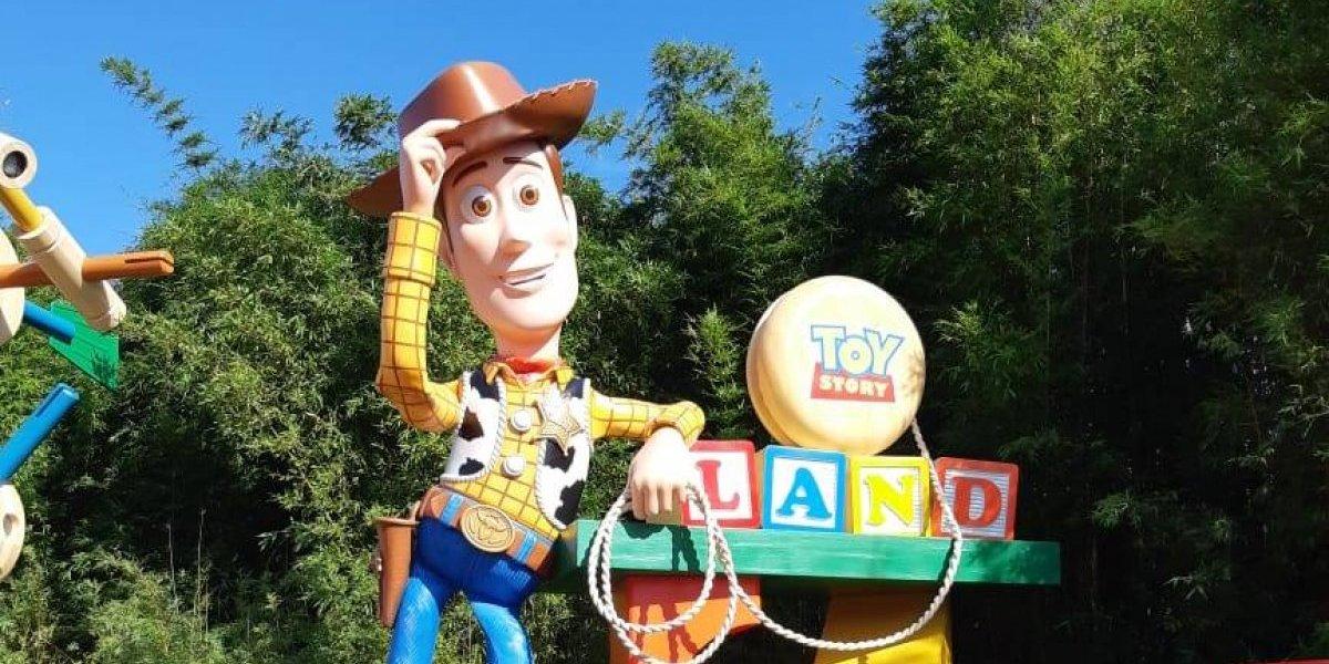 El mundo de Toy Story llega a Walt Disney World