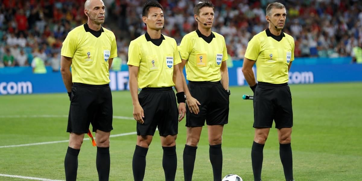 Italiano Rocchi será árbitro de Brasil x México pelas oitavas de final
