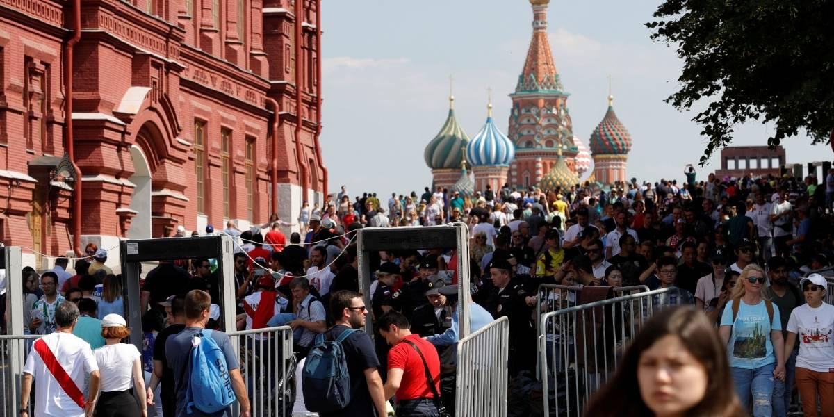 Copa do Mundo: autoridades emitem alerta de tempestade em Moscou