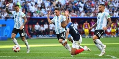Argentina Mbappe