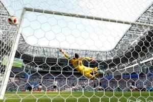 Gol Di maria argentina frança