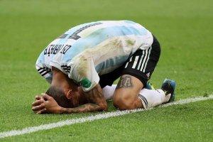 Argentina eliminada de Rusia 2018