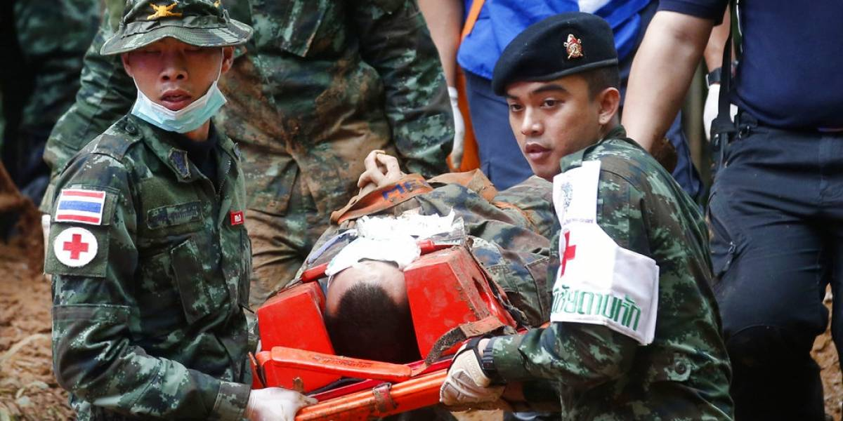 Se cumplió una semana desde la desaparición de los 12 niños en Tailandia: rescatistas aceleran la búsqueda