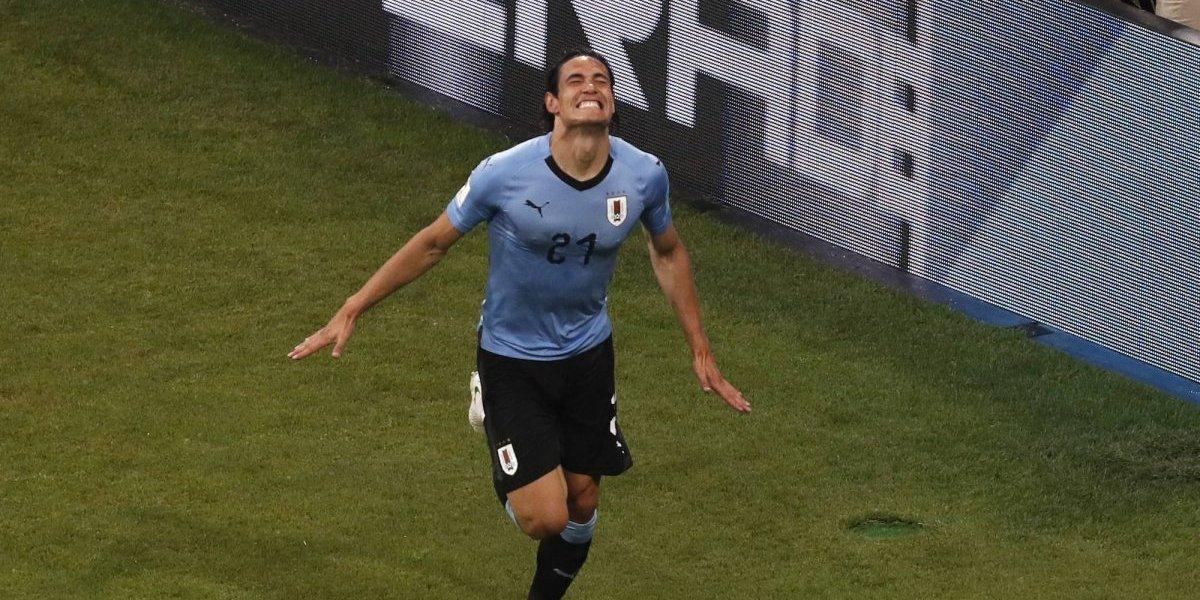 Uruguay elimina a Portugal y pasa a cuartos de final de Rusia 2018