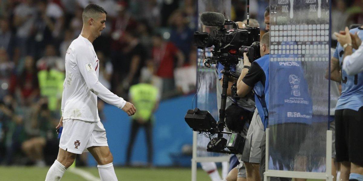Cristiano Ronaldo y Lionel Messi, eliminados del Mundial el mismo día