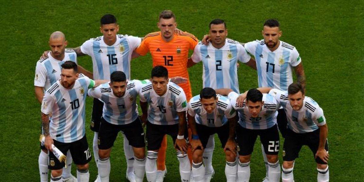 Las tarjetas amarillas, el mayor riesgo de Argentina en el Mundial