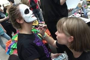Día de Muertos en Rusia 2018
