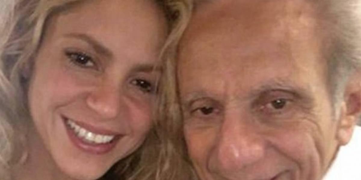 Shakira comparte el emotivo momento en el que recibió un premio en el lugar donde nació su abuela