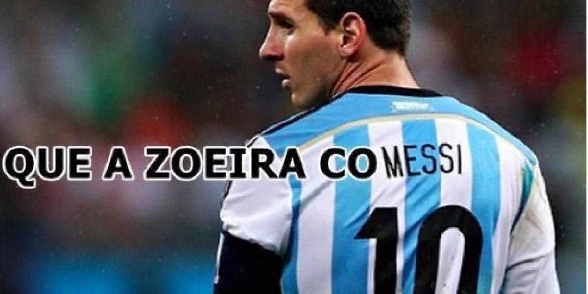O brasileiro está rindo a toa com a eliminação da Argentina; veja memes