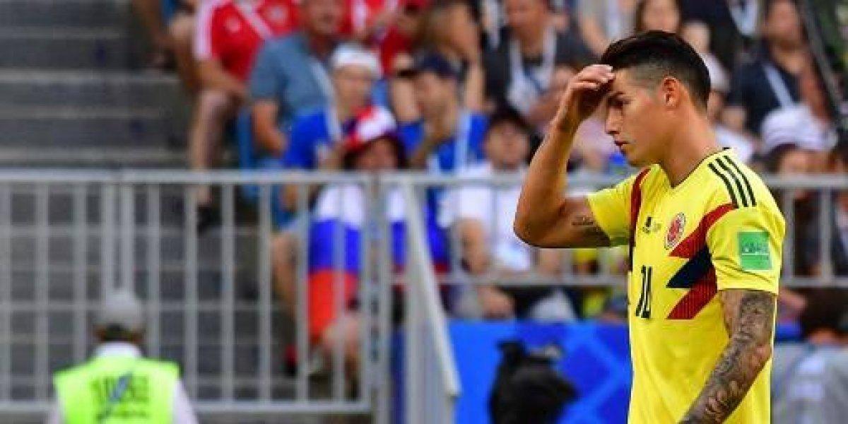 Colombia reza por James Rodríguez, este es su parte médico