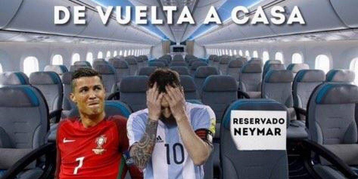 Auguran que Neymar no pasará a cuartos