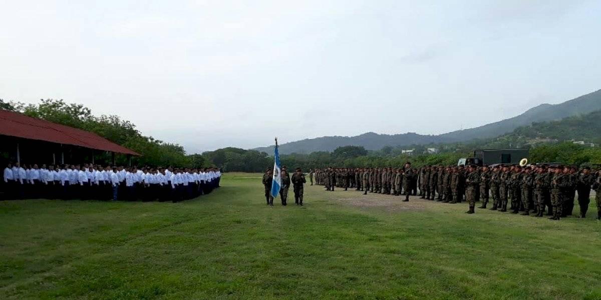 Día del Ejército será conmemorado con desfile militar en la capital