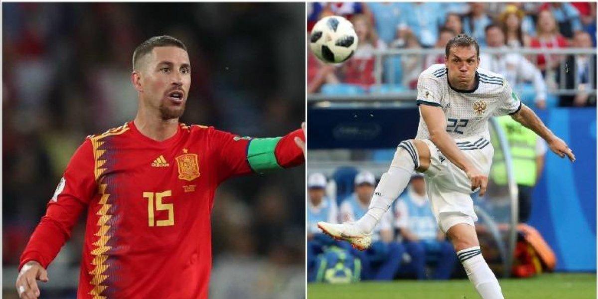 España vs. Rusia: La Roja se enfrenta al karma de vencer al equipo anfitrión