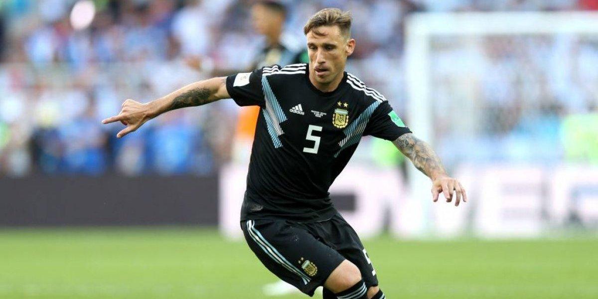Se suma a Mascherano: Lucas Biglia renuncia a la selección de Argentina tras el fracaso en el Mundial
