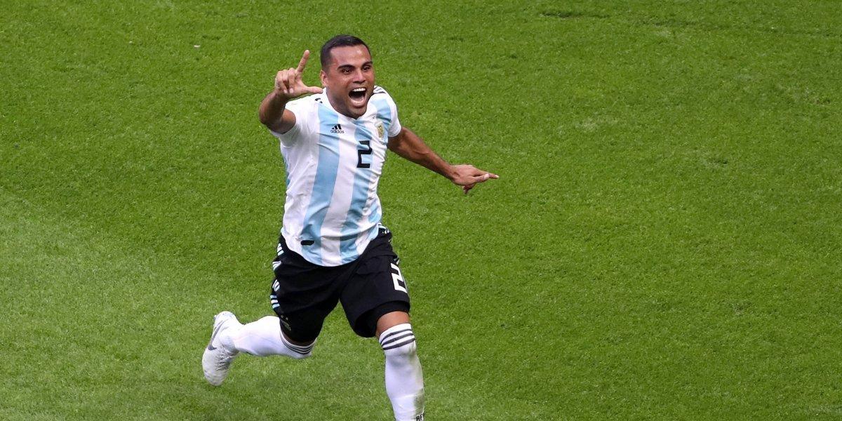 ¡Súper Mercado! Argentina se lo ganaba a Francia con este gracioso gol