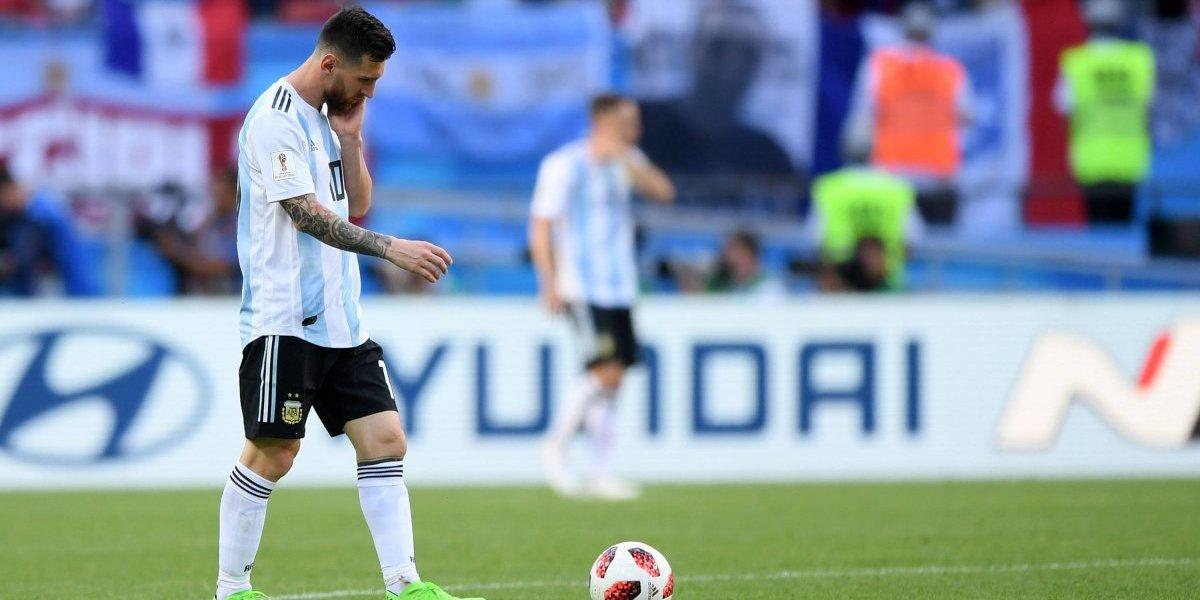 Argentina se enfrenta a su realidad y cae eliminada ante una Francia aniquiladora en el ataque