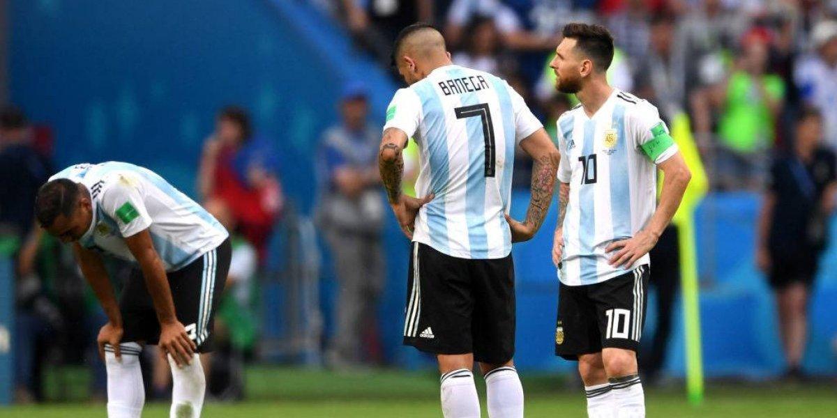 """Ya son 25 años: Argentina se acostumbró a los fracasos y la """"generación dorada"""" volvió a llorar"""