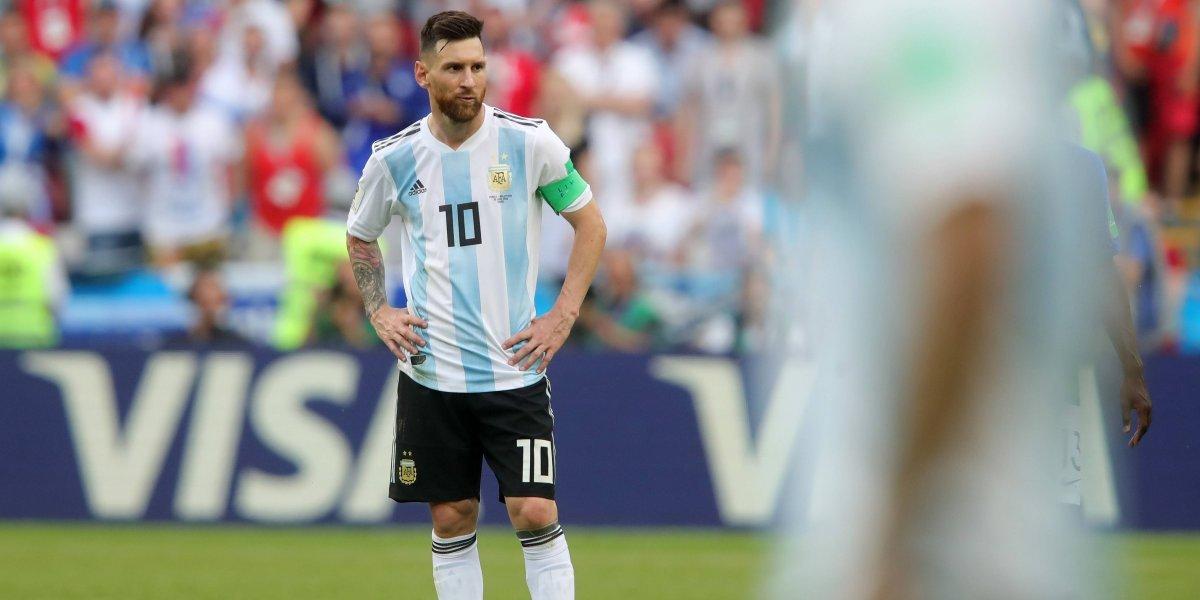 """""""Es el final"""": La prensa de Argentina lloró la eliminación de Rusia 2018 y el fin de un ciclo"""