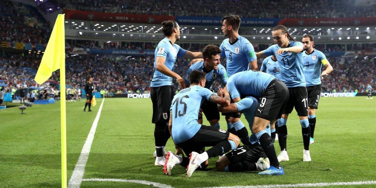 Uruguay eliminó a la Portugal de Cristiano en octavos y saca chapa de campeón en Rusia 2018