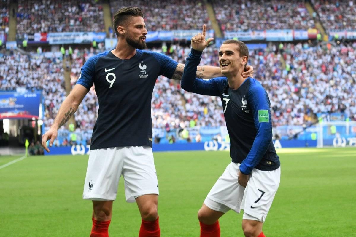Argentina fracasa de nuevo en una Copa del Mundo