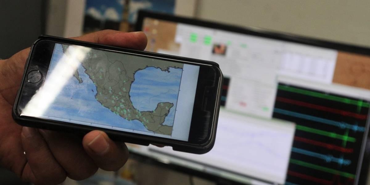 Sismo con epicentro en Naucalpan se percibe en CDMX