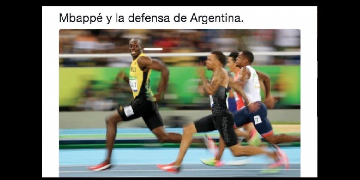 MEMES. El mundo se burla de Argentina tras su eliminación a manos de Francia