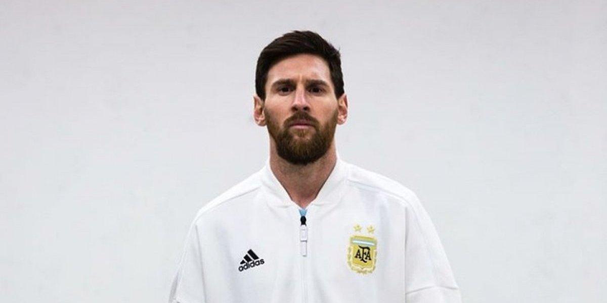 Messi se inspiró con este video antes de enfrentarse a Francia