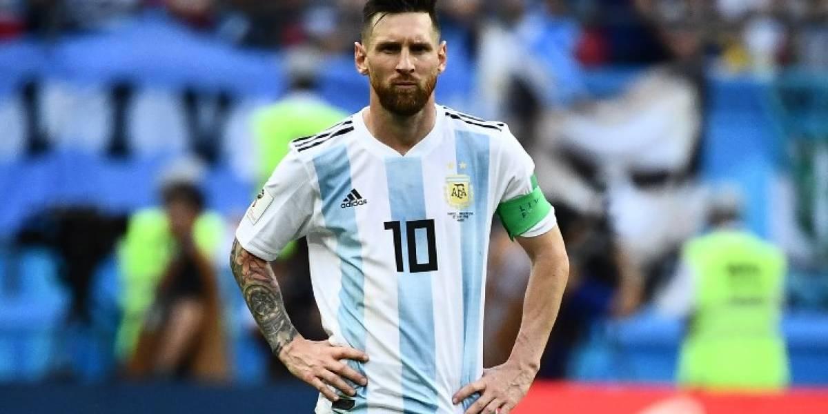 Suárez le demuestra a Messi con estas palabras que es su amigo